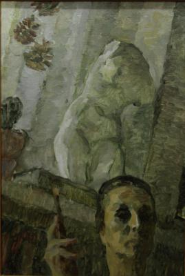Дина Михайловна Фрумина. Отражение в зеркале