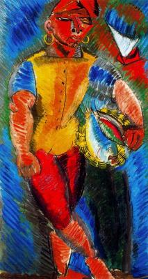 Raoul Dufy. Plot 8