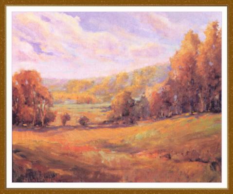 Ди Берд Дин. Осенний пейзаж