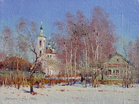 Vasily Ivanovich Gribennikov. March. Yaroslavl. Tolgobol