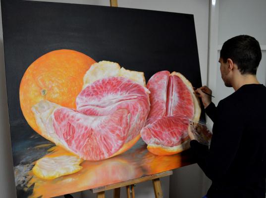 Сергей Пискунов. Сицилийские апельсины