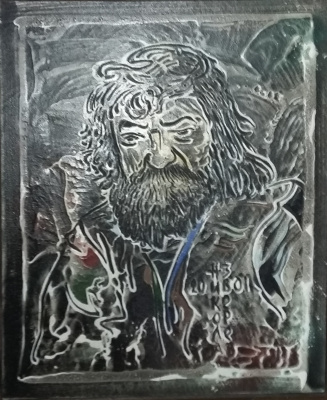 Nikolay Zverev. Mushroomer