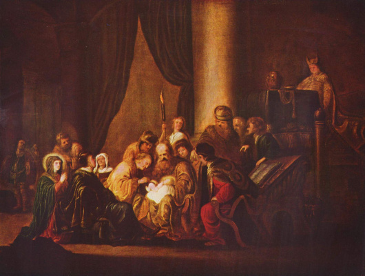 Якоб Виллемс де Вет Старший. Обрезание Иисуса