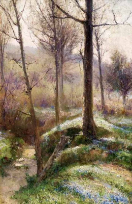Mikhail Andreevich Bercos. Spring is coming
