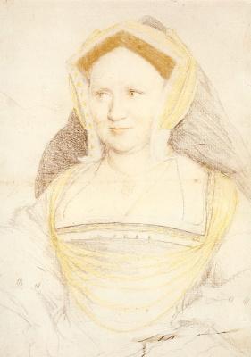Ганс Гольбейн. Портрет женщины