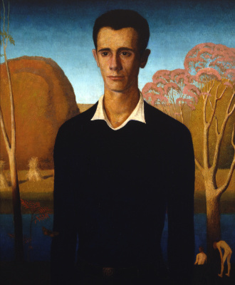 Grant Wood. Arnold comes of age