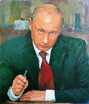 Михаил Рудник. Vladimir Putin