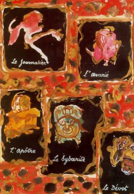 René Magritte. Archivist