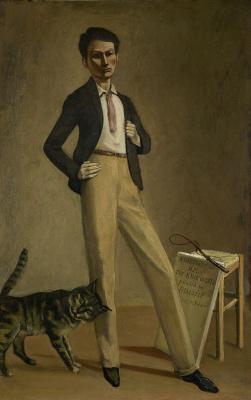 Balthus (Balthasar Klossovsky de Rola). Le Roi de Chats