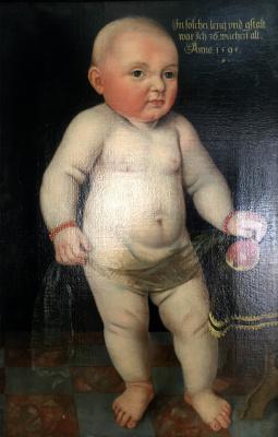 Unknown artist. Baby