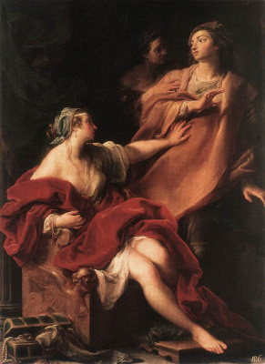 Pompeo Girolamo Batoni. Lust