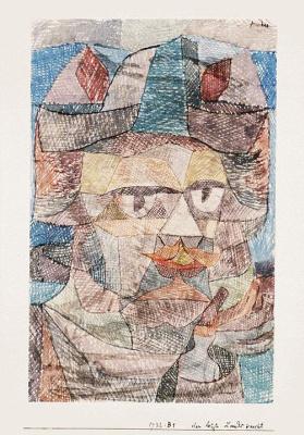 Paul Klee. The last of the mercenaries