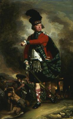 John Singleton Copley. Portrait of Hugh Montgomerie, later twelfth Earl of Eglinton