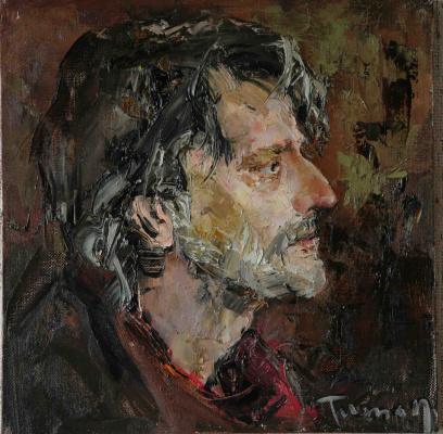 Tuman Art Gallery Tumana Zhumabayeva. Jean reno