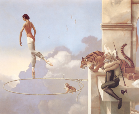 Майкл Паркес. Мечта розы