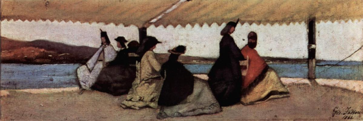 Giovanni Fattori. Rotonda Palmieri