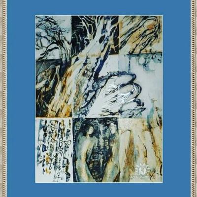 Lora Glusthenko. Tree