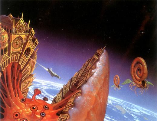 Алан Гутьеррес. Космос 2
