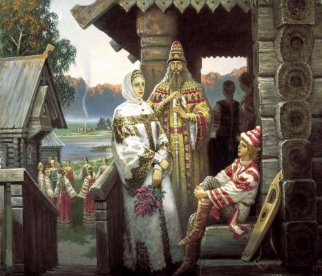 Борис Ольшанский. Берендеи