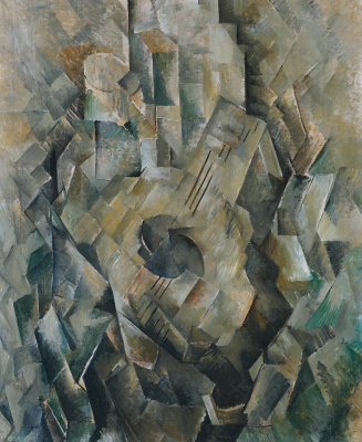 Georges Braque. Guitar