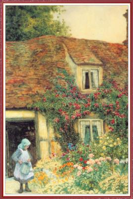 Артур Клод Страчан. Маленький садовник