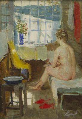 Heliy Mikhailovich Korzhev. Morning