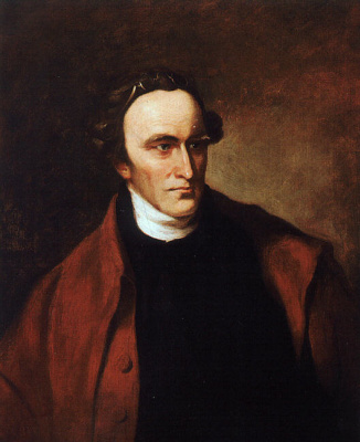 Thomas Sally. Patrick Henry
