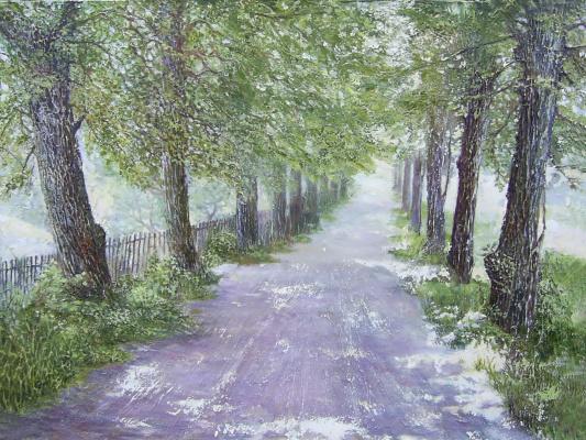 Vadim Ignatenko. May Alley