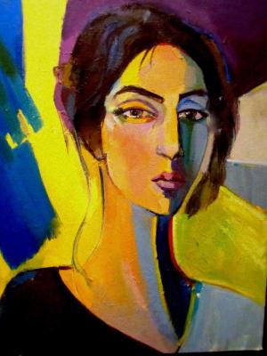 Anna Sukiasyan. Portrait