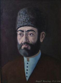 """Vaqif Ucatay. """" Şair Məmmədhüseyn """""""