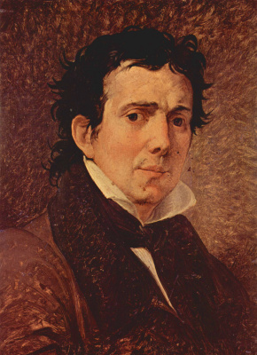 Francesco Ayets. Portrait of Pompeo Marchesi