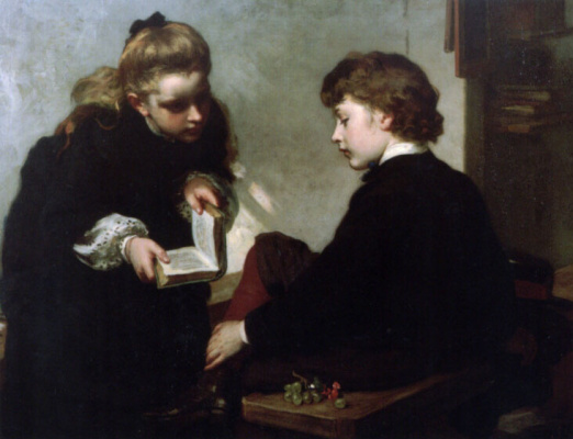 James Sant. Teaching