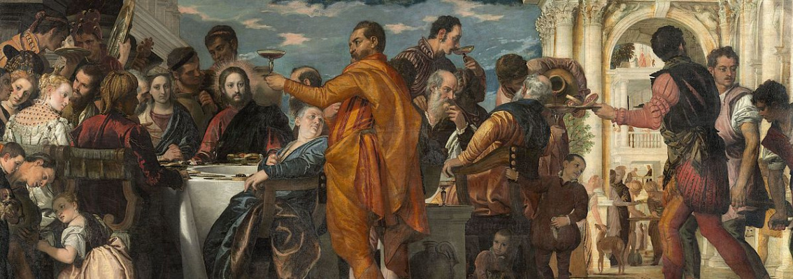 Paolo Veronese. Wedding in Cana