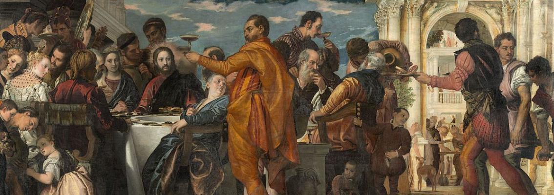 Paolo Veronese. Wedding in Cana