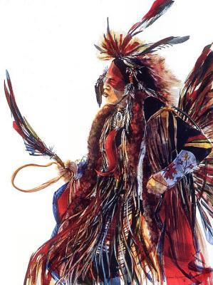 Диана Саинт-Георгес. Дух воина