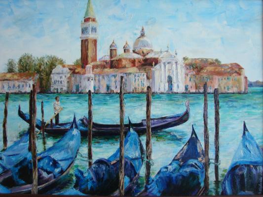 Екатерина Шувалова. Венеция