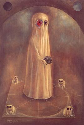 Leonora Carrington. Ancestor