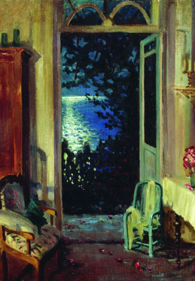 Sergey Arsenievich Vinogradov. Southern night