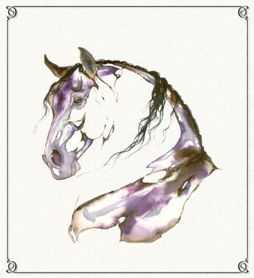 С. Л. Ричардс. Лошадь 6