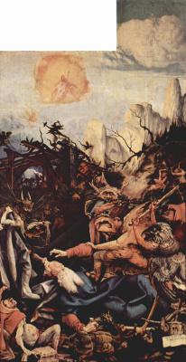 Маттиас Грюневальд. Изенгеймский алтарь