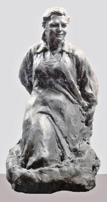 Мария Васильевна Прокофьева. Работница