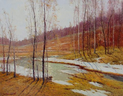 Vasily Ivanovich Gribennikov. March