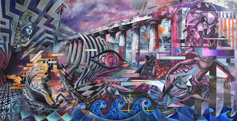 Evgeny Urbanovich. Emanations of Athens