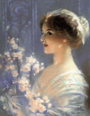 Ханс Шлимарски. Портрет дамы
