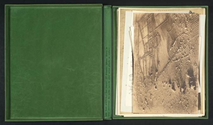 Marcel Duchamp. The Green Box