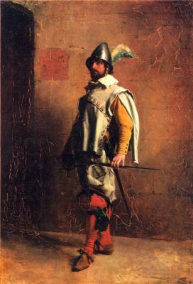 Жан Луи Эрнест Мейссонье. Воин.