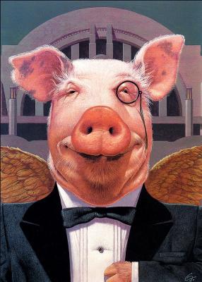 Кристофер Фокс Пейн. Свинья