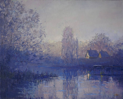 Alexander Panyukov. Purple haze