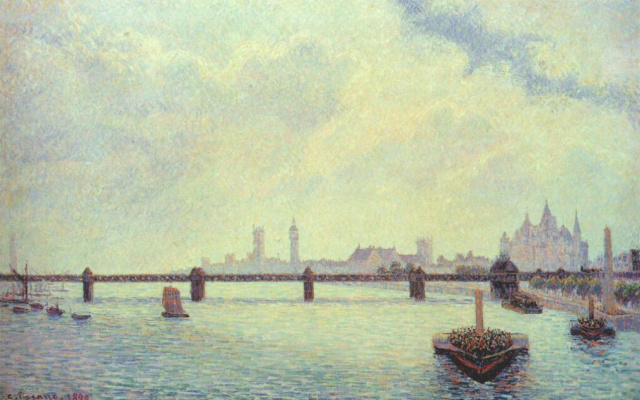 Эдвард Кертис. Лондонский мост