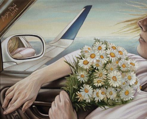 Lisa Ray. Wind wandering